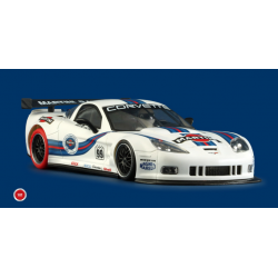 Corvette C6R Martini Racing