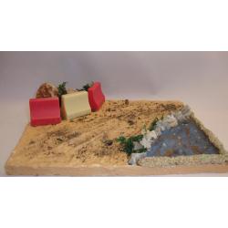 Slot49 diorama con muñecos